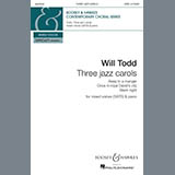 Will Todd - Three Jazz Carols