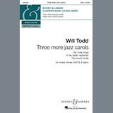 Will Todd - Three More Jazz Carols