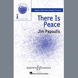 Jim Papoulis There Is Peace cover kunst