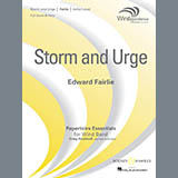 Storm and Urge - Concert Band Partiture