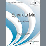 Speak to Me - Concert Band