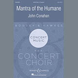 John Conahan Mantra Of The Humane cover kunst