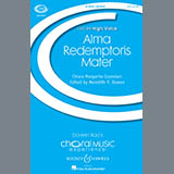 Meredith Y. Bowen Alma Redemptoris Mater cover art