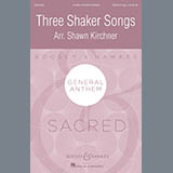 Three Shaker Songs