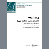 Will Todd - Two Extra Jazz Carols