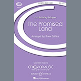 Drew Collins The Promised Land cover kunst