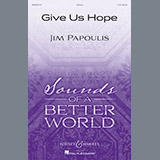 Jim Papoulis Give Us Hope cover kunst