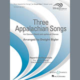 Three Appalachian Songs - Concert Band Partiture