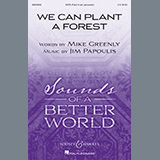 Mike Greenly and Jim Papoulis We Can Plant A Forest cover art