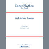 Dance Rhythms for Band, Op. 58 - Concert Band Partituras Digitais