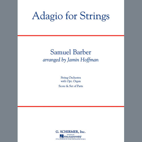Adagio For Strings - Bass