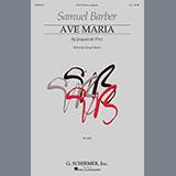 Ave Maria (ed. Samuel Barber)