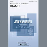 Jon Washburn Litanei cover art