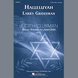 Larry Grossman Halleluyah (Psalm 150) cover art