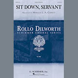 Sit Down, Servant (arr. Marques L.A. Garrett)