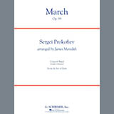 James Meredith March, Op. 99 - Percussion 1 l'art de couverture