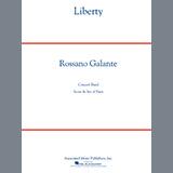 Partition autre Liberty - Percussion 4 de Rossano Galante - Autre