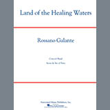 Land of the Healing Waters - Concert Band Sheet Music