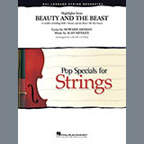 Alan Menken - Beauty and the Beast Highlights (arr. Calvin Custer) - String Bass