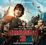 John Powell Flying With Mother (from How to Train Your Dragon 2) arte de la cubierta
