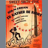 Rodgers & Hart Have You Met Miss Jones? cover art