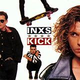 INXS New Sensation l'art de couverture