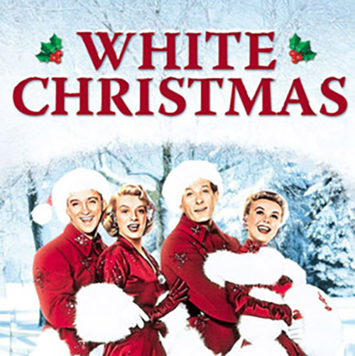 Irving Berlin White Christmas cover art