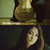 No Regrets (Jennifer Knapp) Noder