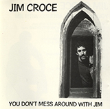 Jim Croce You Don't Mess Around With Jim cover art