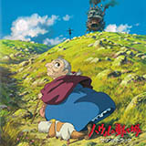 Joe Hisaishi Howl's Moving Castle (The Merry-Go-Round Of Life) l'art de couverture