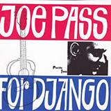 Joe Pass Night And Day cover art