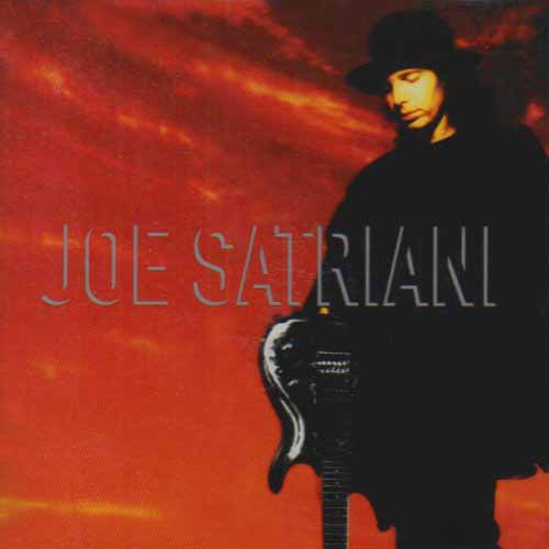 Joe Satriani If cover art