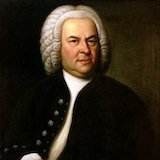 Johann Sebastian Bach - Gavotte II In D Major, BWV 811