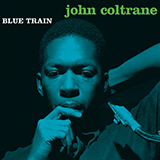 John Coltrane Blue Train (Blue Trane) l'art de couverture