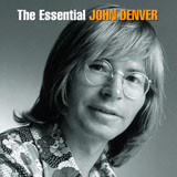 John Denver Take Me Home, Country Roads cover art