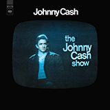 Johnny Cash Sunday Mornin' Comin' Down cover art