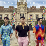 Jonas Brothers Sucker cover kunst