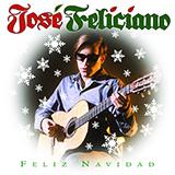 Jose Feliciano Feliz Navidad l'art de couverture