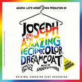Andrew Lloyd Webber Any Dream Will Do (from Joseph and the Amazing Technicolor Dreamcoat) l'art de couverture