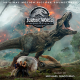 Jurassic World: Fallen Kingdom Bladmuziek