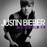 Justin Bieber featuring Ludacris Baby cover art