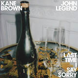 Kane Brown & John Legend Last Time I Say Sorry cover art