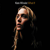 Kate Winslet What If cover kunst