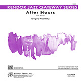 Partition autre After Hours - 2nd Trombone de Gregory Yasinitsky - Ensemble Jazz