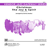 Nestico Christmas; The Joy & Spirit - Alto Sax 2 arte de la cubierta
