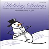 Robert S. Frost Holiday Strings - Full Score cover art