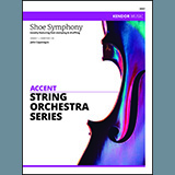 Caponegro Shoe Symphony - Violin 3 cover art