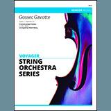 Wang Gossec Gavotte - Violin 1 arte de la cubierta