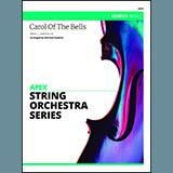 Michael Hopkins Carol of the Bells - Piano arte de la cubierta