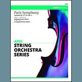 Paris Symphony (Symphony No. 31, K. 297, Mvt. 1) - Orchestra